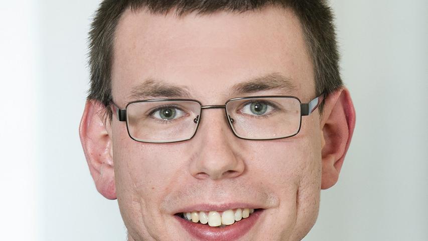 Kai Küfner (Die Grünen) Beruf: Bäckermeister Erhaltene Stimmen: 38.758.