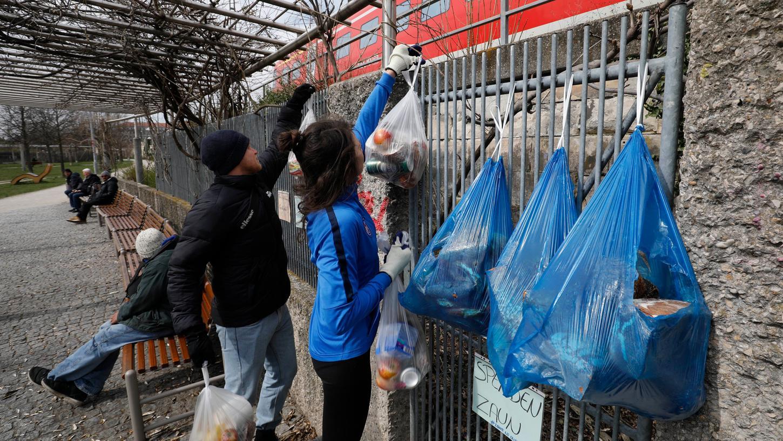 Sozialarbeiterin Leonie Längle startete in Nürnberg ein Hilfsprojekt für Obdachlose - am