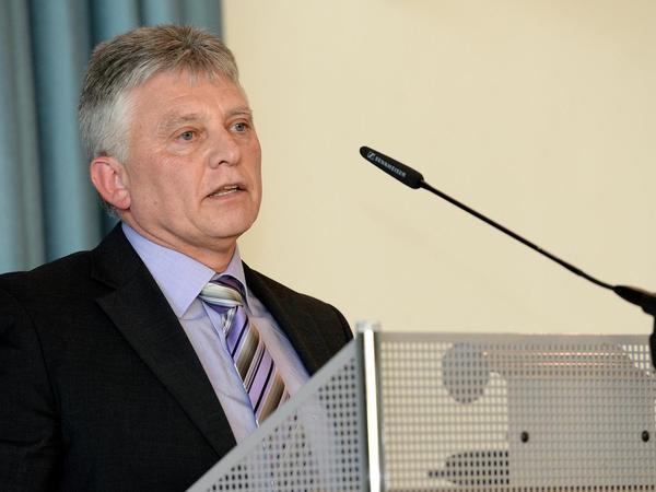 Der Lupburger Robert Hoidn fungiert bis 2021 als BLSV-Kreisvorsitzender.