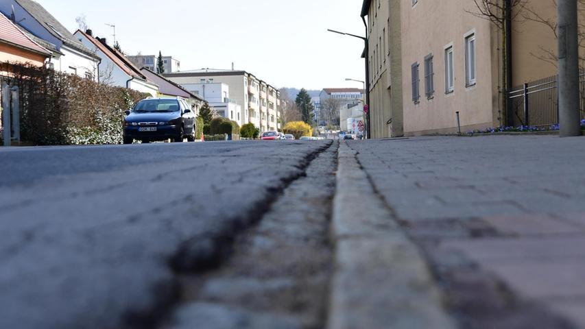 Mühlstraße: Kein Radweg und Tempo 20