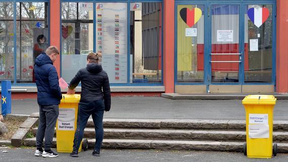 Erlangen Stichwahl