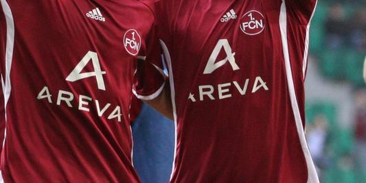 Der Hauptsponsor des 1. FC Nürnberg sorgt für Unmut.