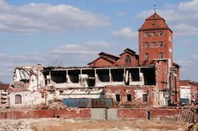 Die ehemalige Tucherbrauerei in Nürnbergs Norden liegt dem jungen Blogger Jonathan Danko besonders am Herzen. Seit Anfang des Jahres wird sie abgerissen.