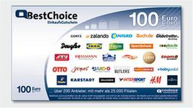 100 € BestChoice Gutscheinprämie