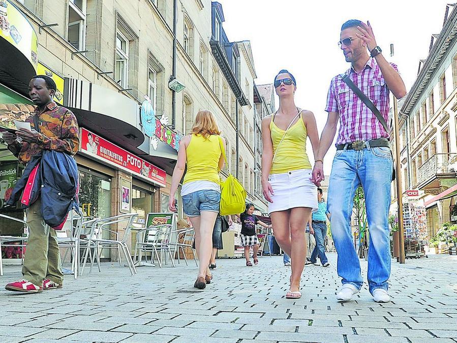 Geschafft: Für die Flächen links und rechts der Rudolf-Breitscheid-Straße hat die Stadt einen Investor gefunden.