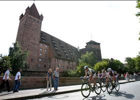 Das Jedermannrennen führt am Wochenende zu Verkehrsbehinderungen in Nürnberg.
