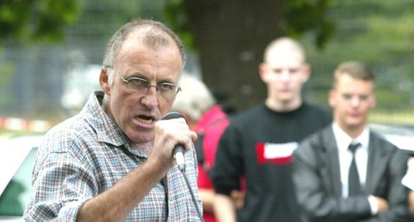 Volksverhetzung und Verunglimpfung des Staates: Neonazi Gerhard Ittner muss in Nürnberg erneut vor Gericht.