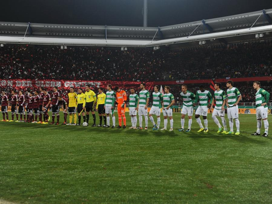 In der vergangen Saison kreuzte der Club die Klingen mit der Spielvereinigung im Pokal, nun stehen zwei Kräftemessen in Liga eins auf dem Programm.