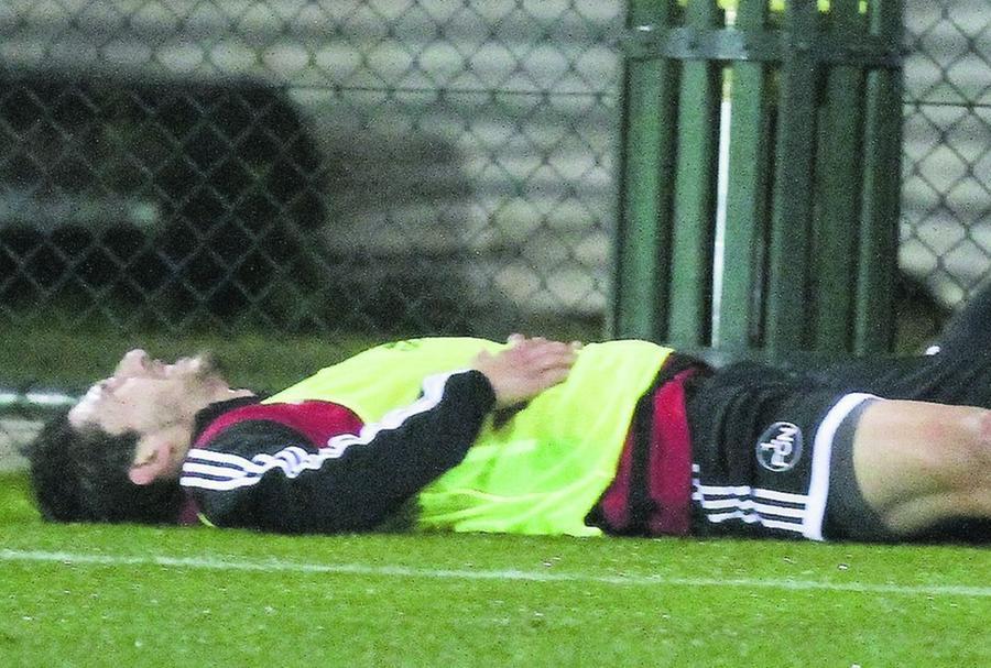 Der erste Arbeitstag beim Club hielt für Omar Gonzalez ein Wechselbad der Gefühle bereit: Kaum hatte Sportvorstand Martin Bader den Neuzugang in Belek begrüßt, lag der Abwehrspieler schon verletzt am Boden.