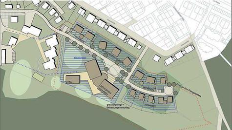 Das Konzept für ein Pflegeheim und eine Kindertagesstätte auf dem Gelände des Walburgisheims wird erstmals öffentlich vorgestellt.