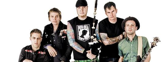 Die Dropkick Murphys sind Vorreiter der Irish-Punk-Bewegung.