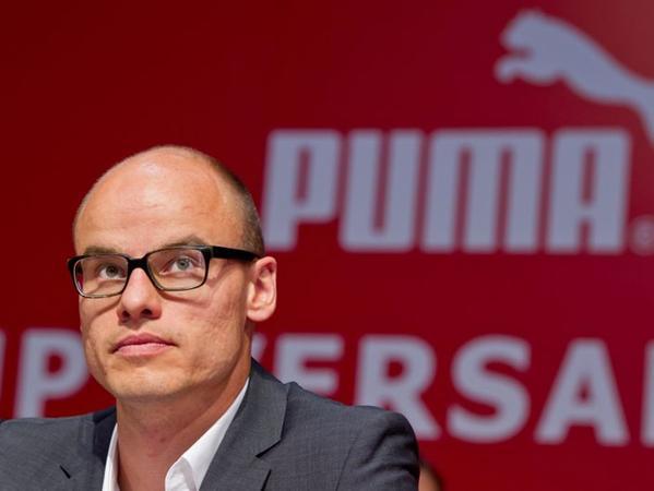 Hat sich große Ziele gesteckt: Puma-Chef Franz Koch.