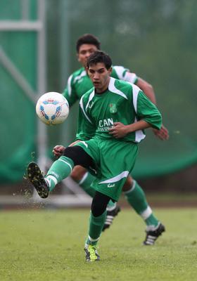 Mustafa Jasarevic setzte den Schlusspunkt im Nachholspiel gegen Ergolding.