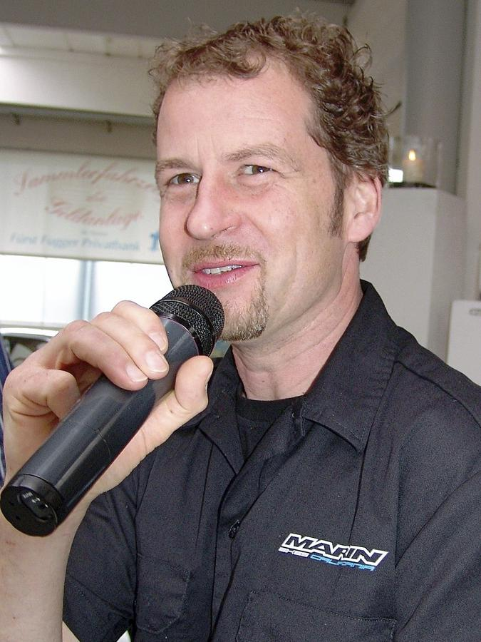 Managing Director Bernd Adamski verweist auf eine gute Zusammenarbeit.