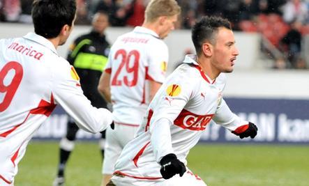 Der 1.FC Nuernberg verpflichtet zur naechsten Saison Timo GEBHART vom VfB Stuttgart.