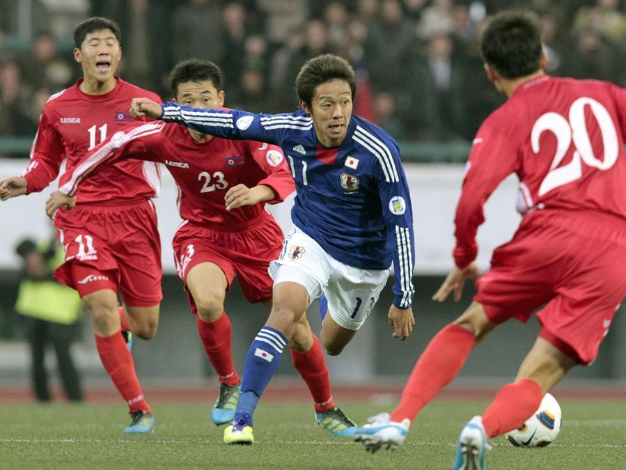 ... Kiyotake wird zwischen Ende Juli und Mitte August  für die japanische Olympia-Auswahl bei den Sommerspielen in London durchs Mittelfeld wirbeln, bevor er dann endgültig sein Abenteuer in Nürnberg startet.
