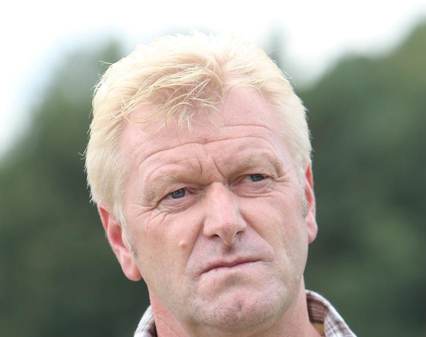 Führte den TSV Cadolzburg zur nächsten Meisterschaft: Trainer Reinhold Fischer.