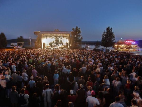 Hubert von Goisern kommt als Stargast am 18. August an den Brombachsee. Unser Bild entstand 2011.