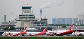 Hier dürfte es demnächst enger werden: der Flughafen Berlin-Tegel.
