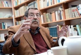 Literaturnobelpreisträger Günter Grass.