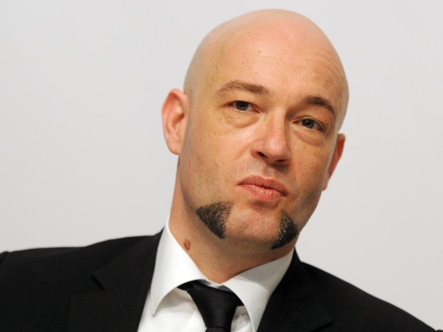 Konnte lange nicht für sich selbst sorgen: Der Graf, Sänger der Band Unheilig.