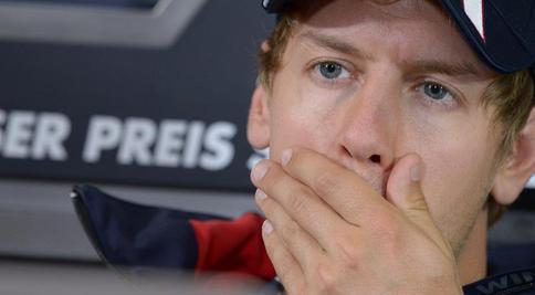 Es ist bislang nicht seine Saison: der amtierende Formel Eins-Weltmeister Sebastian Vettel.