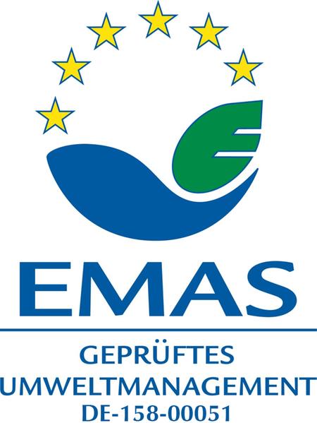 EMAS - Geprüftes Umweltmanagement beim Verlag Nürnberger Presse