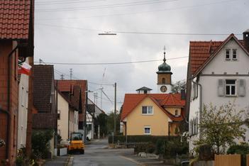 Wie Windräder ein Dorf spalten