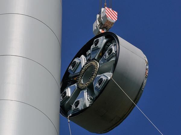 SamSon - Windrad - Generator