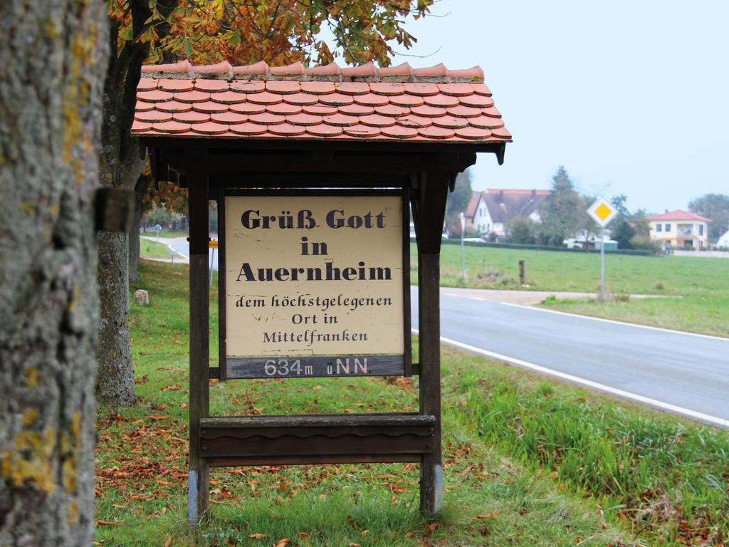 Auernheimer Dialekt