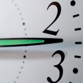 Samson: Uhrzeit, Symbolbild