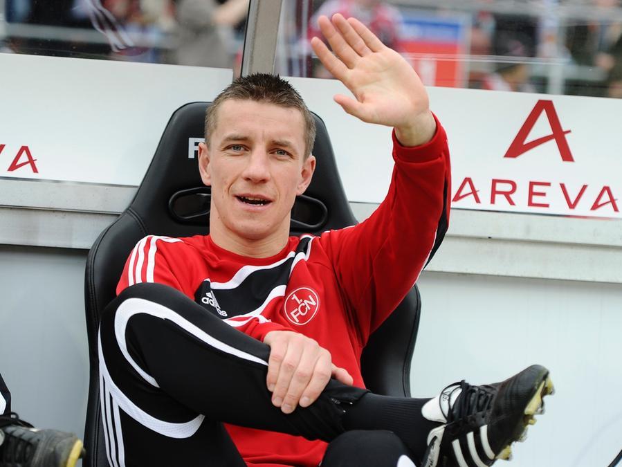 Good bye, Nürnberg? Marek Mintal hat sich noch nicht entschieden.