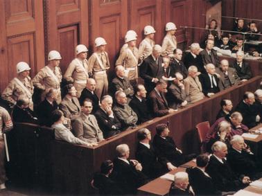 SamSon: Nürnberger Prozesse