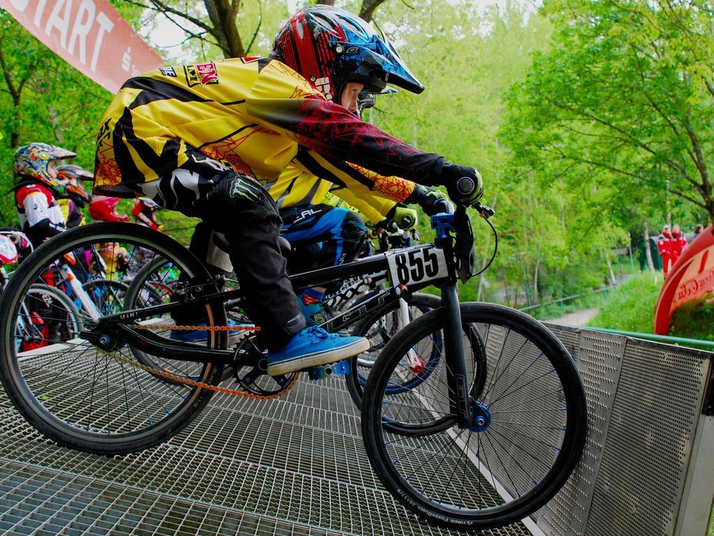 Samson Sport BMX