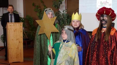 Traditionell an Heilig-Drei-König lädt Röttenbachs Bürgermeister Thomas Schneider zum Neujahrsempfang. An deutlichen Worten ließ er es nicht mangeln.
