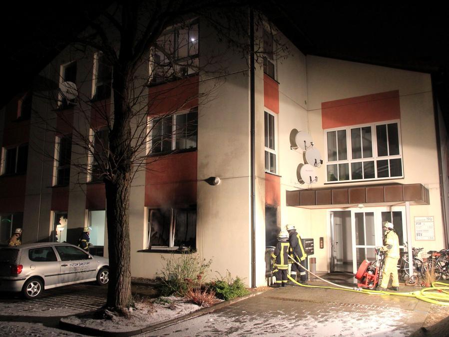 Nach der Buttersäure-Attacke und der Brandstiftung in einem Bamberger Bordel konnten die Ermittler drei tatverdächtige Männer festnehmen.