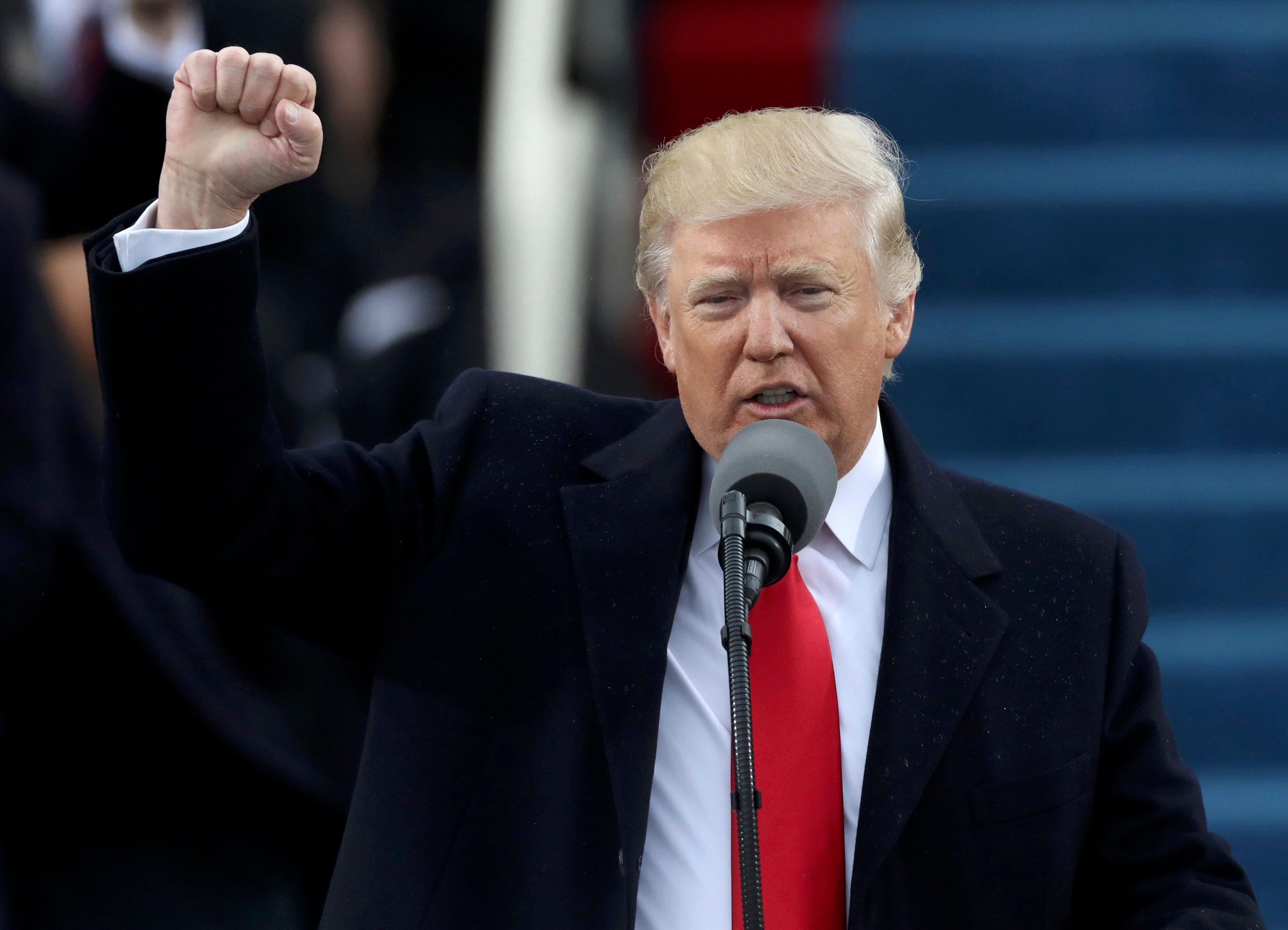 Trump: Teilen von Informationen mit Moskau ist