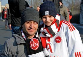 Markus Römer mit Sohn Manuel.