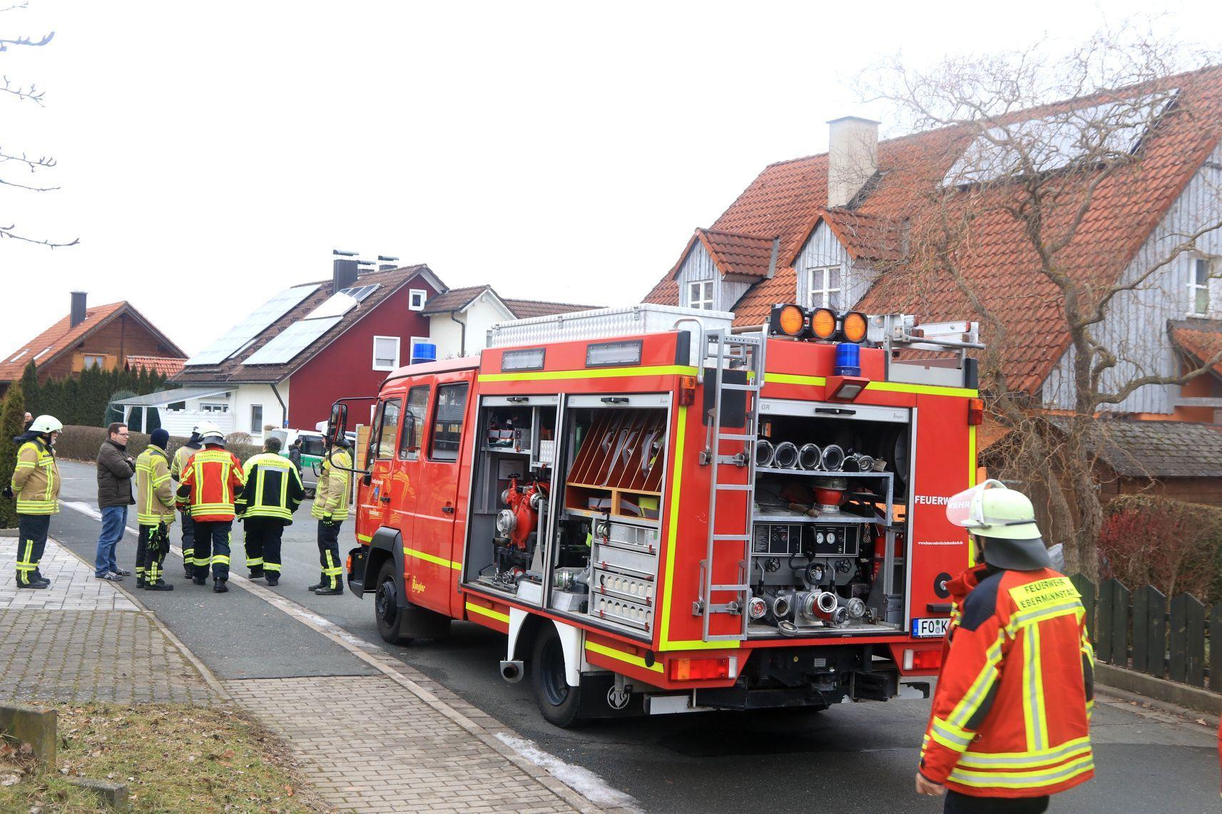 Familiendrama | Drei Leichen in Wohnung in Oberfranken gefunden