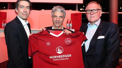 Armin Zitzmann, Chef der Nürnberger Versicherung, äußert sich im Interview zum Club-Sponsoring, zu cleveren Schachzügen und Fan-Ausschreitungen.