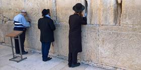 Einer der berühmtesten Orte der Stadt ist die Klagemauer.