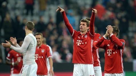 Der FC Bayern München hat im heimischen Stadion den FC Arsenal eindrucksvoll mit 5:1 besiegt.