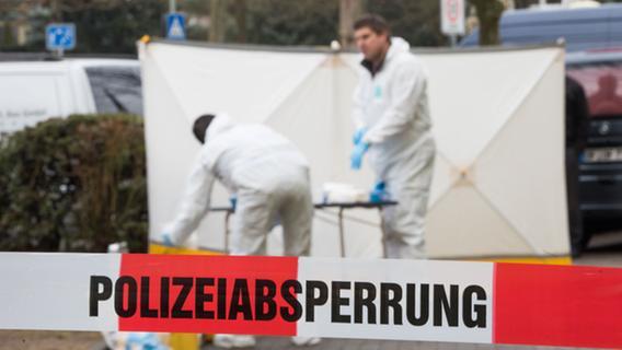 Am Freitagmorgen ist eine Frau in Offenbach auf offener Straße erschossen worden. Der mutmaßliche Täter wurde nach wenigen Stunden gefasst.