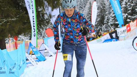 Vom Triathlon zur Skibergsteigerin: Susi Zettl