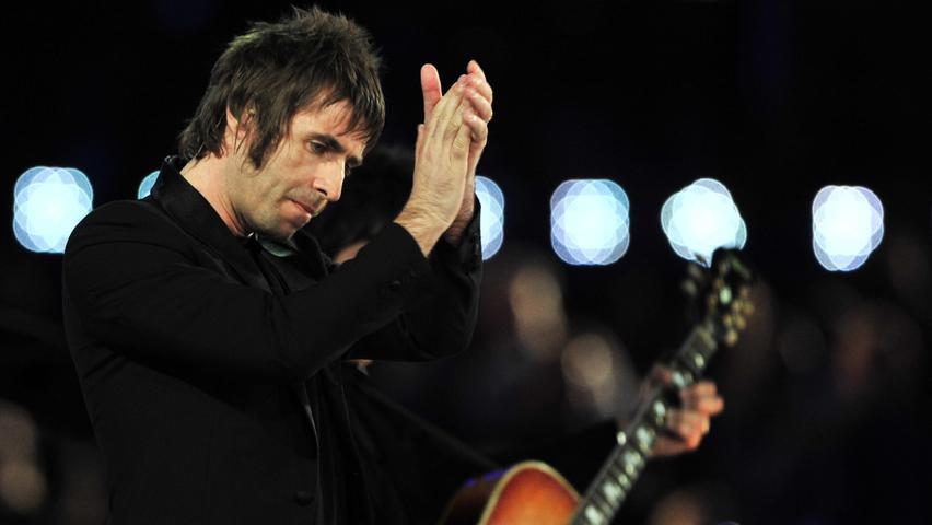 Champagne Supernova über Nürnberg? Mit Liam Gallagher stehen die Chancen bei Rock im Park 2017 dafür nicht schlecht.