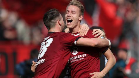 Mit seinem erst zweiten Pflichtspiel-Treffer für den Club belohnte Ondrej Petrak die couragierte Leistung seiner Mannschaft.