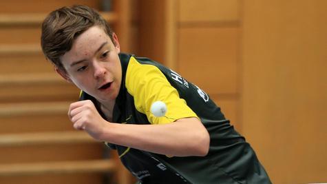 Sebastian Hegenberger vom TV Hilpoltstein ist derzeit in bestechender Form. Mit Platz fünf bei der deutschen Meisterschaft gelang ihm nun sein bisher größter Einzelerfolg.