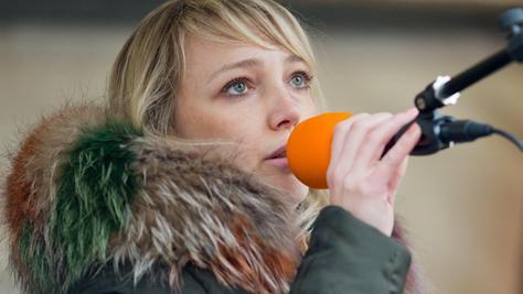 AfD-Politikerin Elena Roon verlor ihren Job in einem Logistik-Unternehmen. (Archiv)