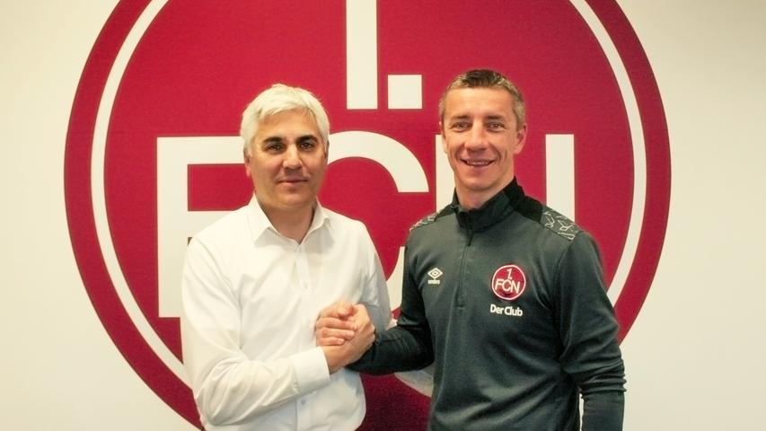 Marek Mintal und der 1. FC Nürnberg, das passt einfach. Zur kommenden Saison leitet der 39-Jährige erstmals hauptverantwortlich eine Nachwuchsmannschaft des FCN.