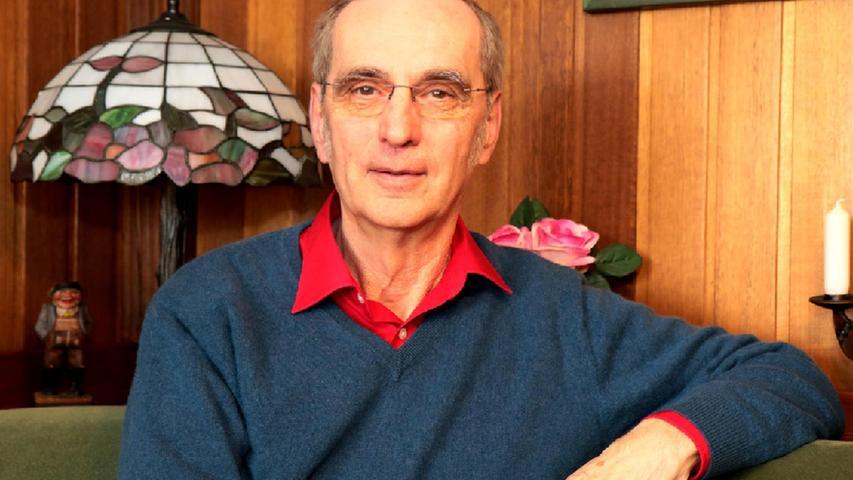 Aufgewachsen in der DDR, Flucht im Kofferraum, heimisch geworden im Aischgrund: Jörg Bubel blickt auf bewegte Zeiten zurück.